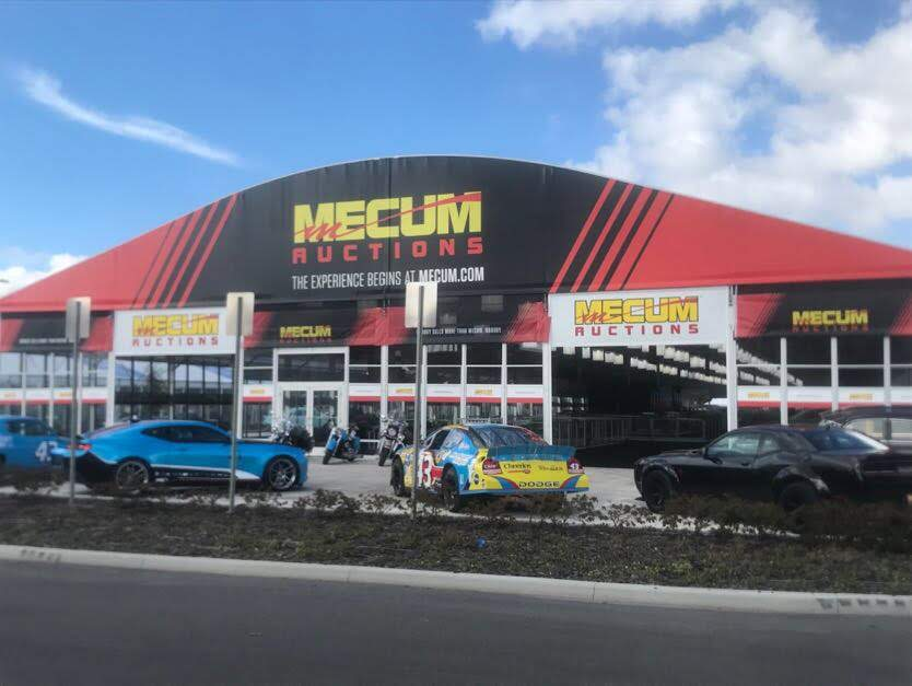 Innovative Group & Mecum Auctions