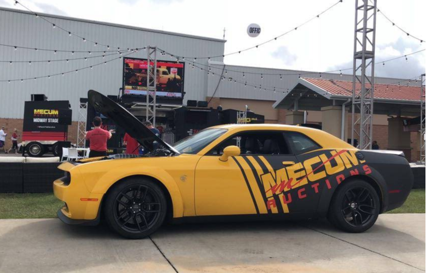Innovative Group at Mecum Auctions