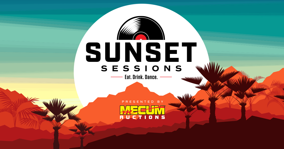 sunset sessions for mecum auctions