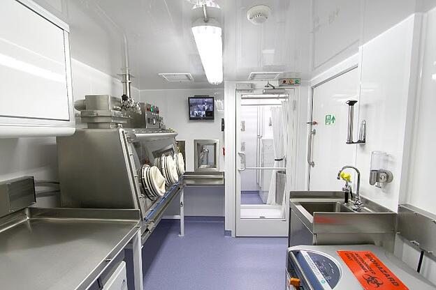 innovative group rapid onsite testing services mobile laboratory