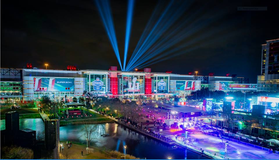 super bowl lv experience by innovative group